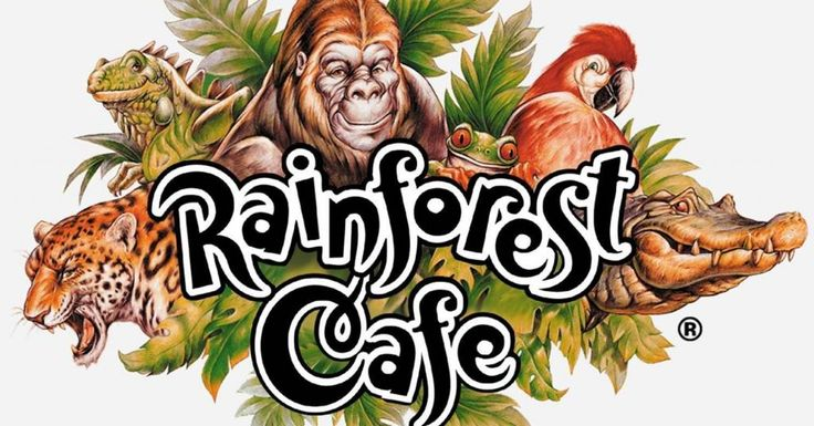 Rainforest Cafe recipes - the easy way to prepare the best dishes from the…