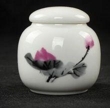 Chino té de cerámica cuentas de albañil frascos botella de viaje puede aceite De Especias Tarro De Almacenamiento recipiente de porcelana azucarero Cocina organizador(China (Mainland))