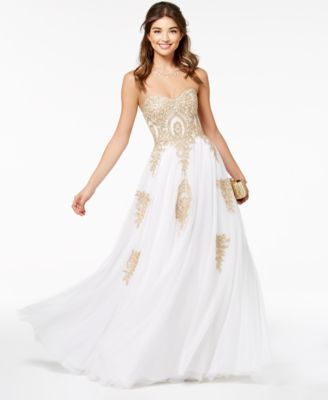 The 1174 best Prom Dresses images on Pinterest | Beauty pageant ...
