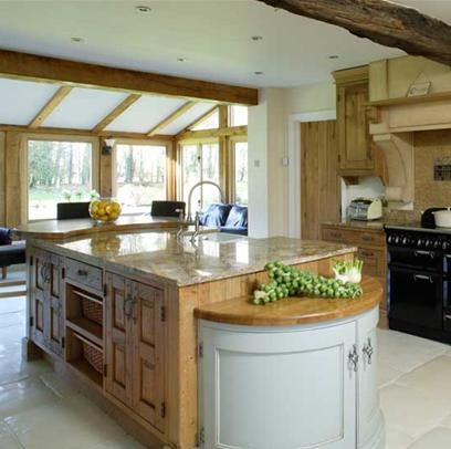 Open Country Kitchen Designs 81 best home decorating ideas images on pinterest | glass block