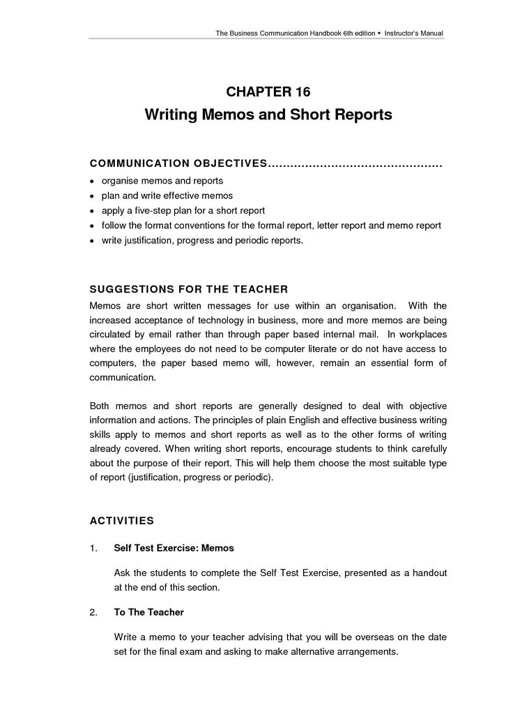 the process essay capital community college technical writing - sample internal memo template