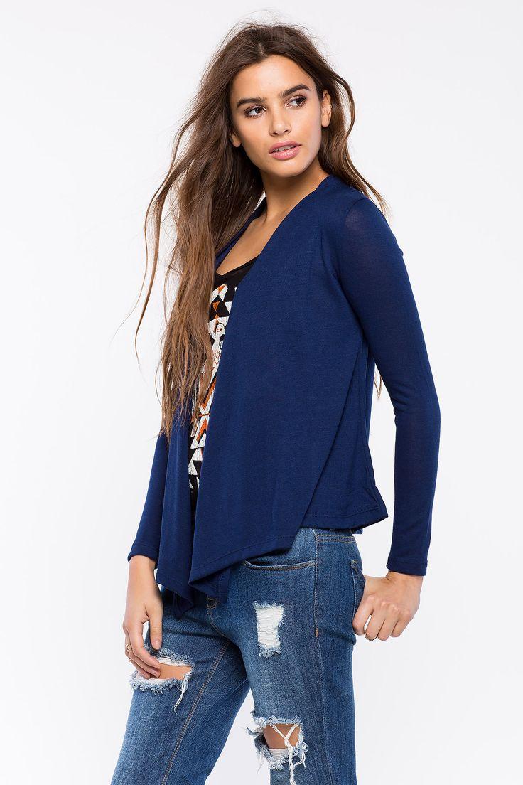 Кардиган Размеры: S, M, L Цвет: темно-синий, кремовый, черный, бежевый Цена: 673 руб.     #одежда #женщинам #кардиганы #коопт