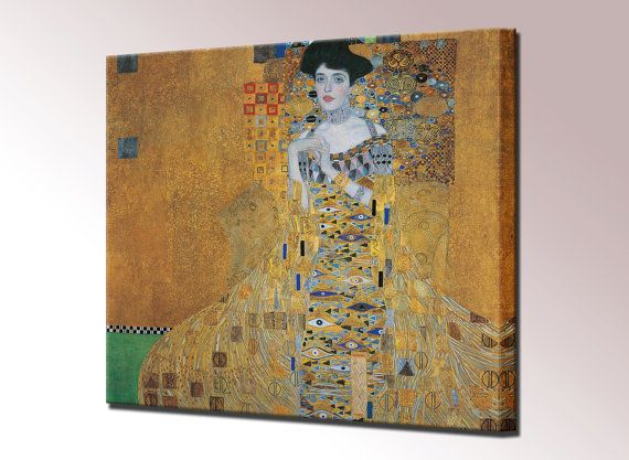 die besten 25 adele bloch bauer i ideen auf pinterest gustav klimt klimt und gustav klimt kuss. Black Bedroom Furniture Sets. Home Design Ideas