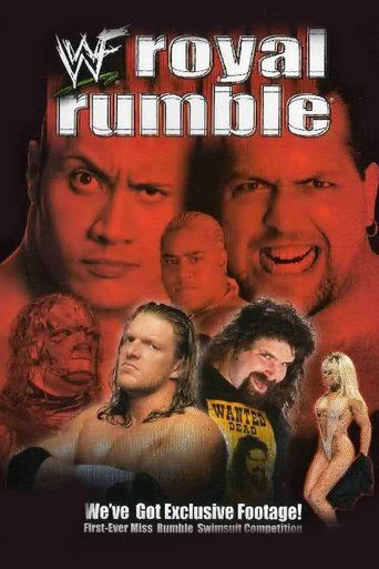 WWE Royal Rumble 2000 (2000)…