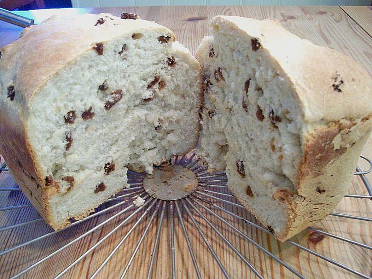 Buttermilch - Rosinenbrot, ein schmackhaftes Rezept aus der Kategorie Brot und Brötchen. Bewertungen: 38. Durchschnitt: Ø 4,2.