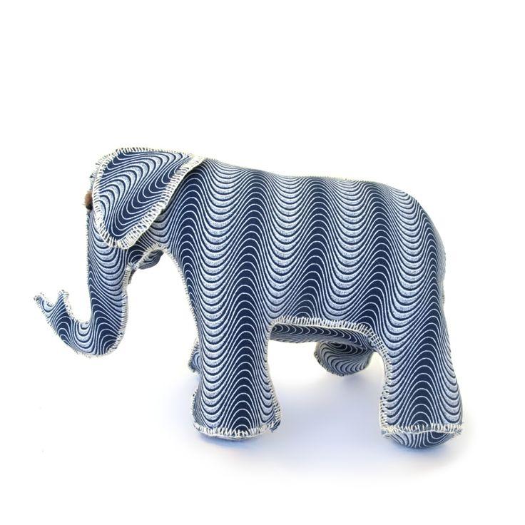 Elephant Friend – Twist Blue   Project Elephant