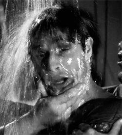"Marlos Brando as Stanley Kowalski in ""A Streetcar Named Desire"""