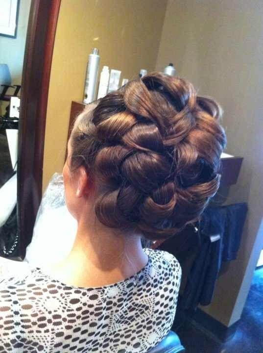 Big Hair Barrel Brunette Curls My Style Hair Styles