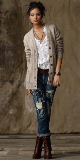 Ralph Lauren + Denim and Supply for Women