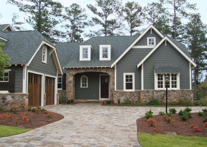 48 best craftsman style images on pinterest home ideas for New craftsman style homes for sale