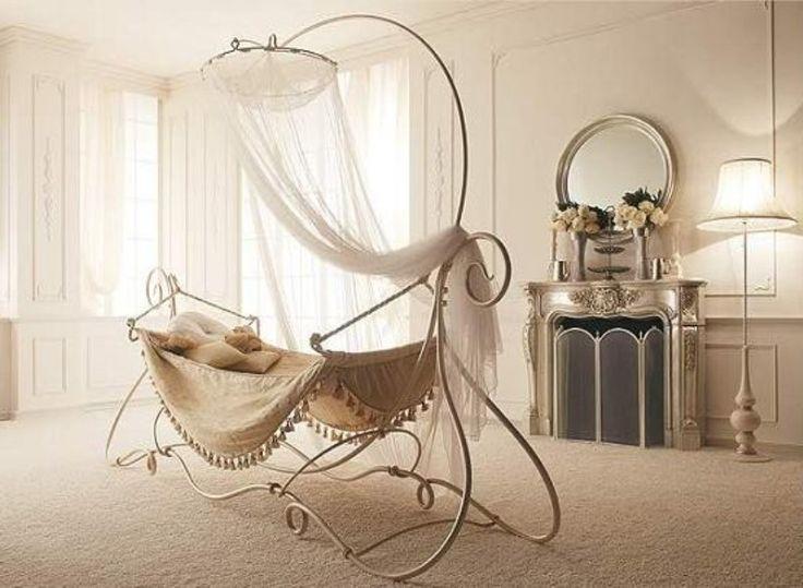 13 Luxurious Nursery Bedroom Design Ideas | Kidsomania http://www.kidsomania.com/13-luxurious-nursery-bedroom-design-ideas/