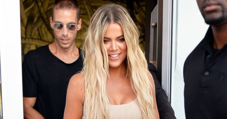 Khloe Kardashian wore a sexy taupe tank dress for a recent trip to Miami that costs less than $50 — get the details
