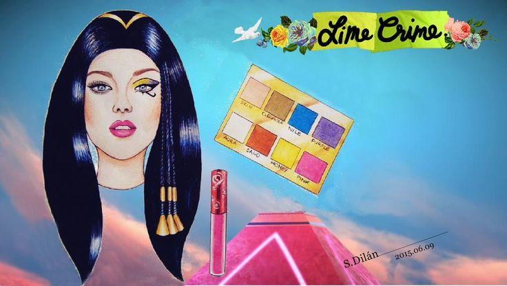 Unicorn Queen *o* @limecrime  @doedeere  #limecrime