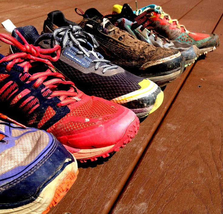 Best trail running shoes for women.