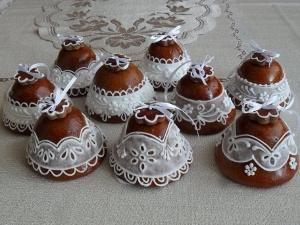 vánoční perníčky   dorty od mámy