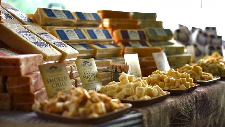 The Vermont Cheesemakers Festival | Shelburne, Vermont - New England Today