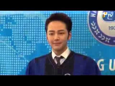 JKS diplomaosztó ünnepség-Hanyang University/HUNSUB