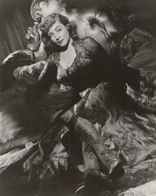 """Marie Windsor in """"The Narrow Margin"""" from 1952. She made """"hard boiled"""" an art form and steals the show here. It's hard to imagine anyone else in this juicy role. She is well-matched with noir stalwart Charles McGraw."""