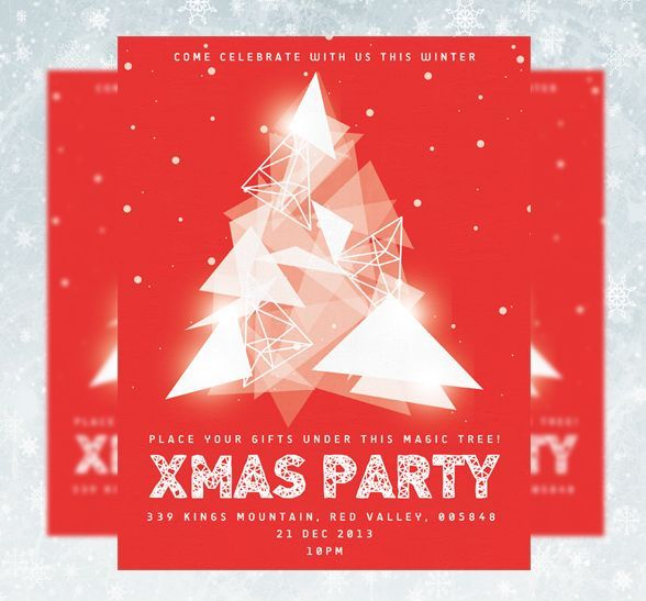xMas Party Invitatio...