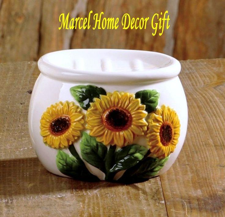 58 best my kitchen images on Pinterest | Kitchen ideas, Sunflower ...