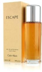 calvin klein escape: Dit parfum is een vrouwelijk, verfijnd, overvloedig parfum en ideaal voor een bijzondere of romantische gelegenheid. inhoud 100 ml, type eau de parfum. -