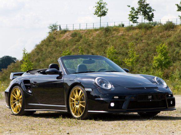 9FF Porsche 911 Gtronic 2012 | 9FF Préparateur voitures Allemand | Super Fond Photos de Voitures