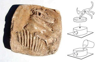 Art Projects for Kids: Dinosaur Fossils