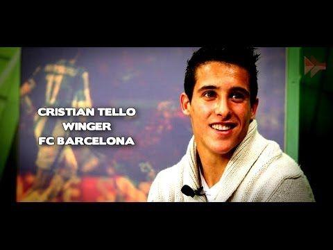 Cristian TELLO - Goals, Assists, Skills - FC Barcelona - 2012-2014 (HD)
