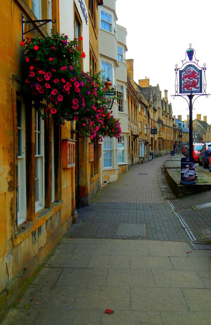 """fuckitandmovetobritain: """"Chipping Campden, Gloucestershire, Cotswolds England, UK """""""