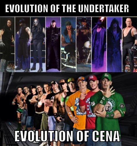 I like the American Badass because he opens up a lot more but I LOVE all the Undertaker characters.