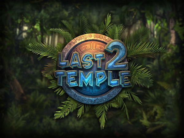 Last Temple [Game Art] by Przemyslaw Krystaszek, via Behance
