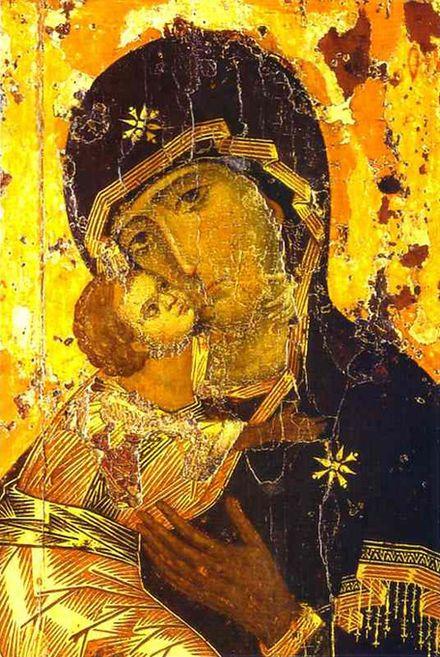 Maria (mãe de Jesus) – Wikipédia, a enciclopédia livre