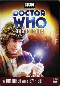 Doctor Who: Genesis of the Daleks DVD