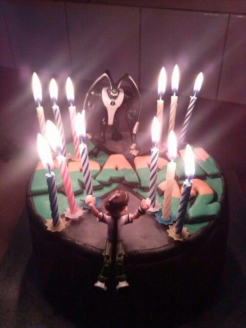 #Bentencake #omnitrixcake #birthday #cake