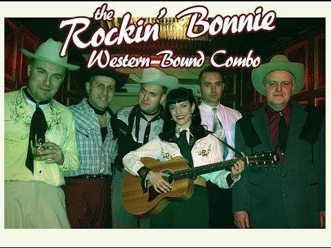 Rockin' Bonnie Western Bound Combo - Lost Boys Party 2016 -.Vanzago