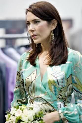 Crown Princess Mary of Denmark, amazing sense of style.