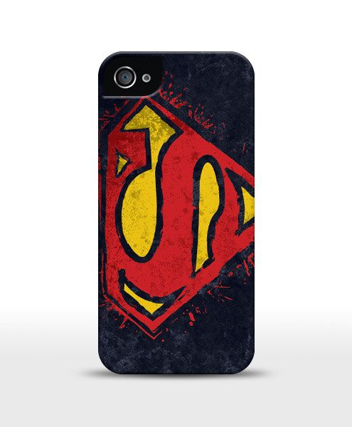 Superman Case iphone 44S55S66 Galaxy S4S5S6A3A5Note 4 by store365