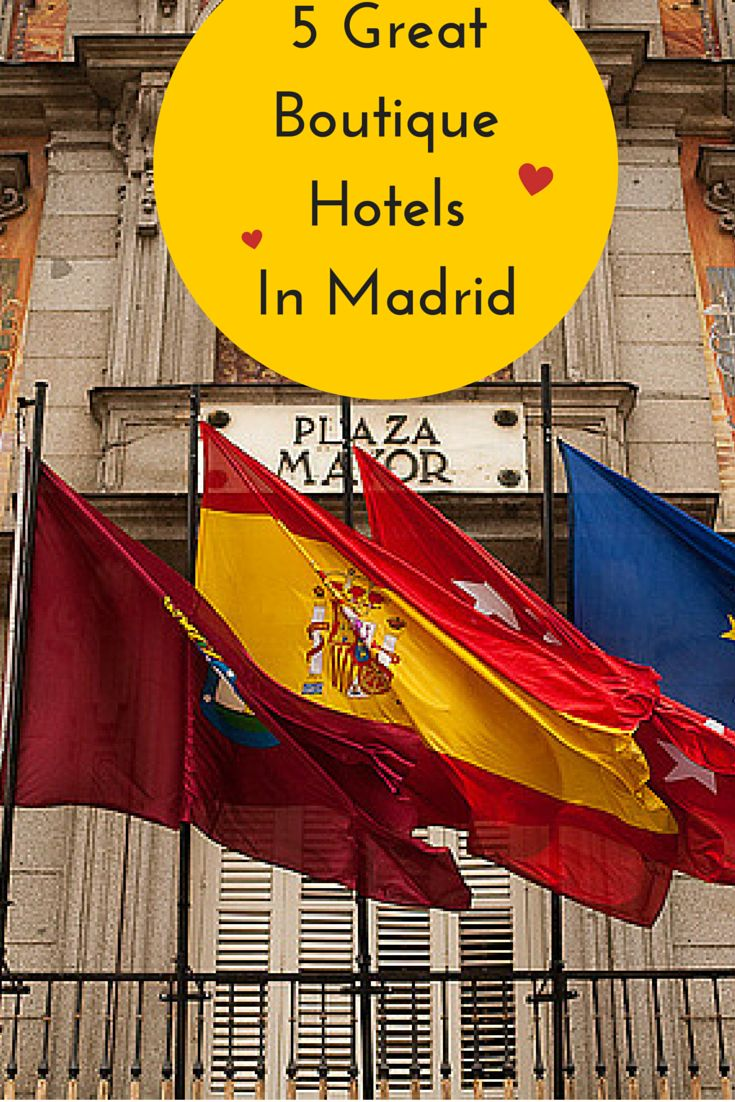 Traveling to Madrid? We've picked the best boutique hotels in the city. Charming, elegant, and sure to satisfy.