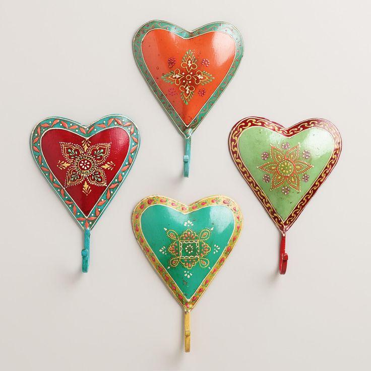 http://www.worldmarket.com/product/painted-heart-hooks-set-of-4.do?