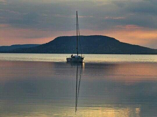 Badacsony, Lake Balaton, Hungary
