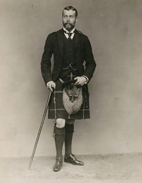 King George V of the United Kingdom