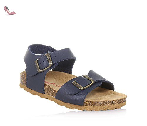 Bionatura , Sandales pour garçon - bleu - bleu, 34 EU - Chaussures bionatura (*Partner-Link)