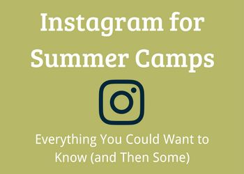 Do you want to connect with current campers? What about new campers and staff? If you're looking for an inexpensive way to reach these audiences, Instagram is perfect for you – if you k…