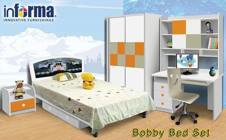 Bobby bed set | informa.co.id