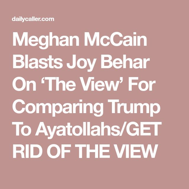 Meghan Mccain The View Joy Behar: Best 25+ Joy Behar Ideas On Pinterest