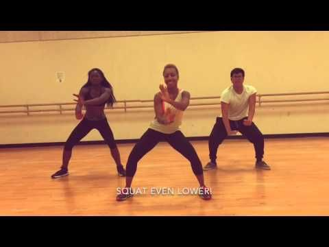 Tina Turner - Proud Mary (Squat Workout) | Dance Fitness with Jessica - YouTube