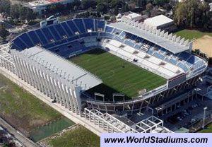 Estadio La Rosaleda, Malaga