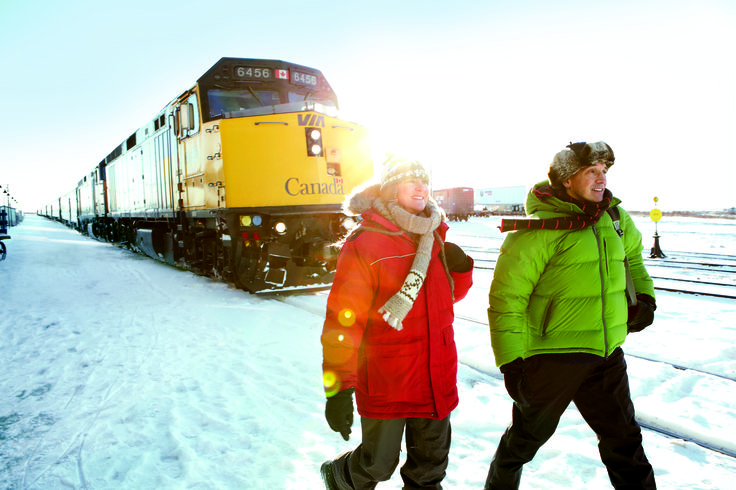 Here are some points to keep in mind for the international traveller, while planning a tour through #VIARail
