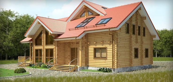 Построить деревянный дом. Пять основных преимуществ