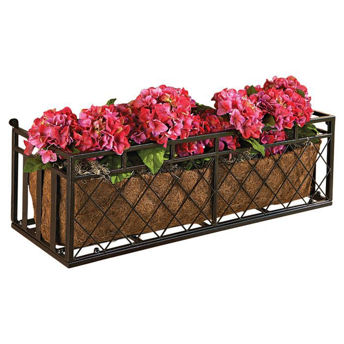 1000 Ideas About Flower Boxes On Pinterest Window Boxes